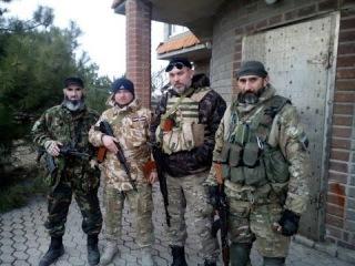 乌克兰和ISIS