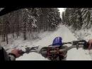 YZ450F - In The Woods. GoPro HD Hero 2
