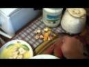 Готовка грибов с картошкой. Лисички, чешуйчатки, опята.