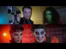 Super Hero Dance Battle - LOOT CRATE - Batman Joker Catwoman Guardians of the Galaxy