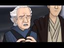 HISHE RUS Как следовало закончить фильм Звёздные войны Эпизод I Скрытая угроза