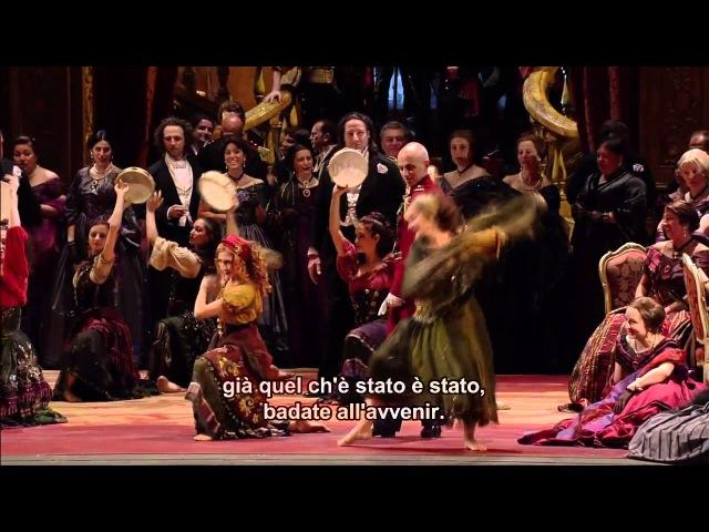 LA TRAVIATA - Coro di zingarelle e mattadori