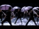GLEE - Singing In The Rain/Umbrella Full Performance Official Music Video