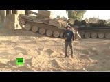 Боевики ИГ безуспешно пытаются прорваться к Дамаску по подземным туннелям Джубара