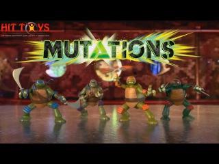 Черепашки ниндзя (TMNT) - Мутация | Интернет-магазин Хитовая игрушка (Hit-Toys.com.ua)