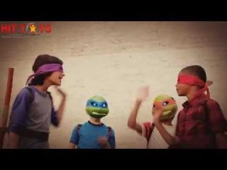 Электронная маска черепашек ниндзя | Интернет-магазин Хитовая игрушка (Hit-Toys.com.ua)