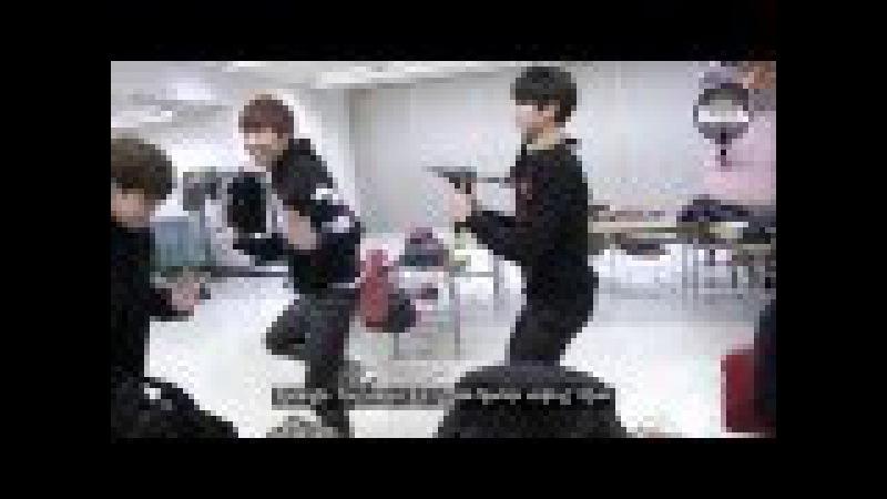 [BANGTAN BOMB] BTS rookie Camera Director Jung Kookie :D