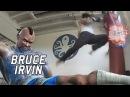 Real Life Tekken - BRUCE IRVIN's Muay Thai [Eric Jacobus]