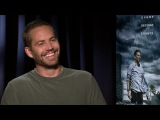Paul Walker's Last Clevver Interview Hours, Fast &amp Furious 7