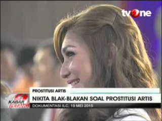 Heboh Nikita Mirzani blak blakan soal prostiitusi artis