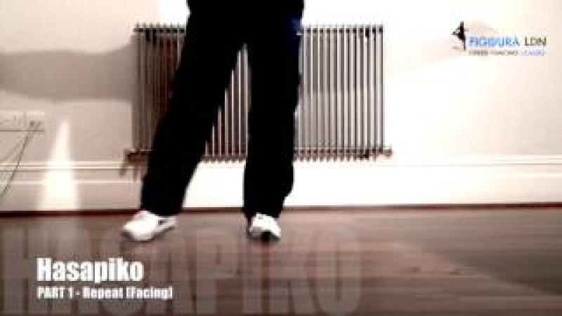 Greek Dance Lesson - Hasapiko Part 1