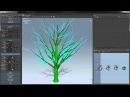 SpeedTree Tutorial Using Curves in the Modeler