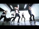 Tyga ft. Wiz Khalifa &amp Mally Mall - Molly hip-hop workshop by Makar Kilivnik - DCM