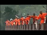 Женский монастырь в Шаолине.Тренировки монахов Шаолинь. документальный фильм