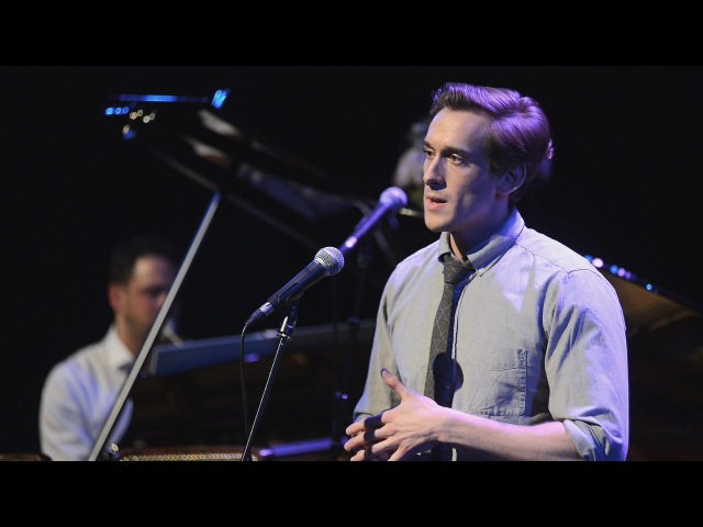 Oliver Savile sings AGAIN by Scott Alan at The St. James Theatre, May 3rd, 2015