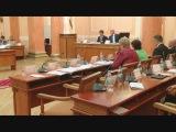 Геннадий Труханов: Сессия горсовета