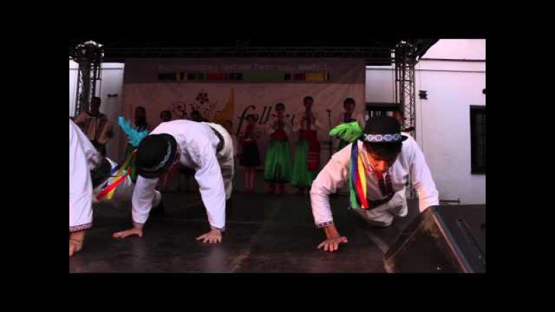 FOLKOWE INSPIRACJE 2015. Lodz dance folk