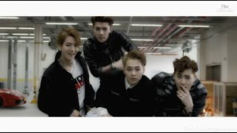 EXO ON CRACK (CALL ME BABY SPECIAL)