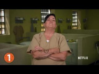 Оранжевый — хит сезона/Orange Is the New Black (2013 - ...) Промо-ролик №5 (сезон 3)