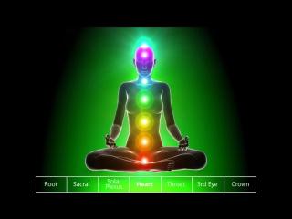 Full chakra healing - spa music w_ binaural beats isochronic tones (zen, reiki)