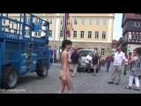 Jeamie Nude in Public 1