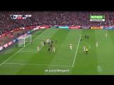 Арсенал 2:1 Лестер | Гол Уэлбека