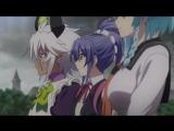 [6] Shinmai Maou no Testament Burst TV-2 / По велению адской сестры Взрыв 2 сезон - 6 серия [720p HD]