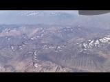 пролетая над Тянь-Шань