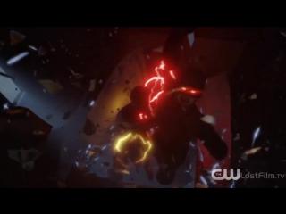 """Флэш (The Flash). Озвученная фичуретка к 1 сезону:""""Визуальные эффекты. Часть 1"""""""