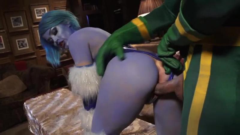 [Wonder Woman XXX Porn Parody, Scene 3. Чудо-женщина порно пародия] Ash Hollywood [HD, sex, tits, big ass, blowjob]