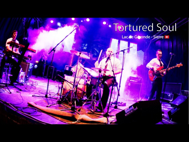 Tortured Soul live Festival Week end au bord de l'eau Sierre Switzerland