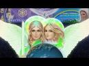 Священные Лучи Служений. Зеленое Пламя. Архангел Рафаил и Архея Мария