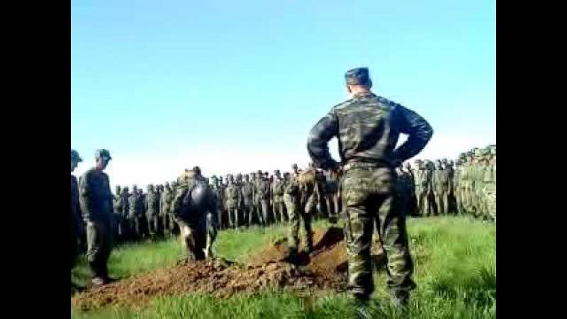 Борьба с пьянством в Российской армии