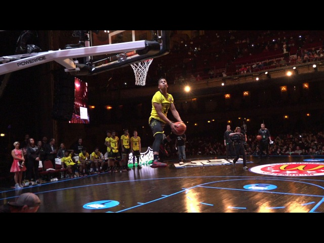 Frank Jackson Reverse Windmill Dunk at McDonald's All-American Game