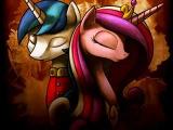 MLP:FiM - Shining Armor X Princess Cadence Tribute
