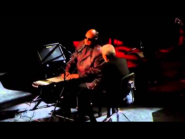 Ain't No Sunshine on harpejji by Stevie Wonder | Bill Withers Induction to Rock Roll HOF