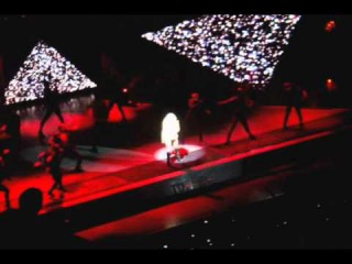 Lady Gaga - Beautiful, Dirty, Rich (Monster Ball Tour Las Vegas)