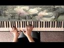 Белые розы. Кавер версия на пианино.