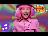 Lazy Town Man On A Mission Music Video
