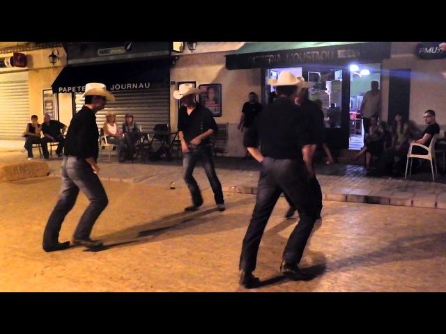 Ковбойский танец
