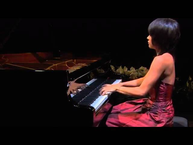 Gretchen am Spinnrade - Yuja Wang