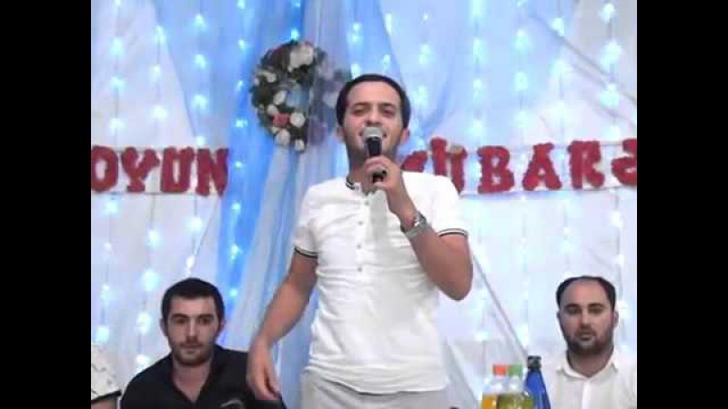 Meyxana 2015 Qafiyenin oynagi yuz faiz olar, Resad Perviz Orxan Balaeli Merdan Vasif Ceferin toyu