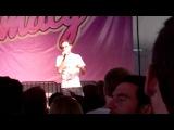 Beardyman at Festival Supreme.