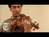 David Aaron Carpenter plays Suite No. 3 in C by Johann Sebastian Bach on a Stradivari viola