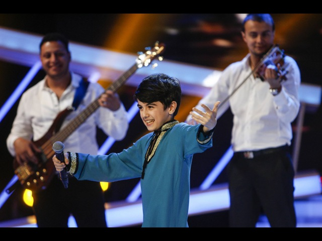 Omar Arnaout Castigatorul Next Star Sezonul 1 El Allem Allah العالم الله