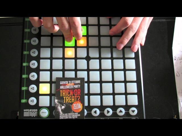 Wake Me Up Avicii Launchpad Remix Freestyle