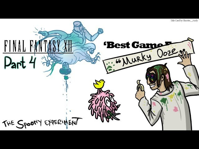 Final Fantasy XIII - Part 4 [Spoony - RUS RVV]