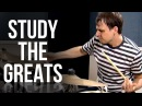 Keith Carlock Paradiddle Diddles | STUDY THE GREATS