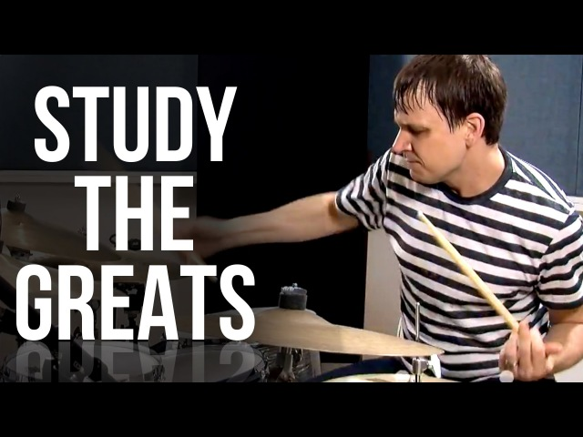 Keith Carlock Paradiddle Diddles   STUDY THE GREATS
