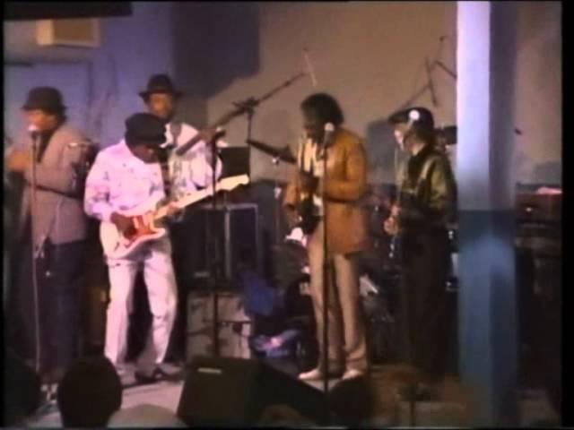 Albert Collins Buddy Guy - Guitar Duel